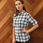 Ladies Long Sleeved Ginmill Shirt – PR354 – £26 (inc VAT)